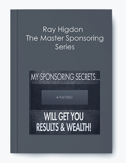 Ray Higdon – The Master Sponsoring Series by https://koiforest.com/