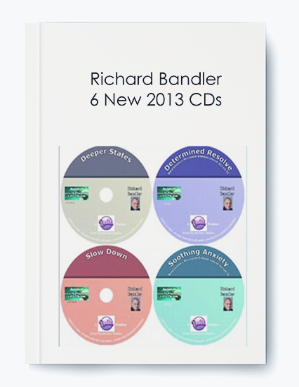 6 New 2013 CDs by Richard Bandler by https://koiforest.com/