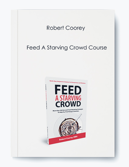 Robert Coorey – Feed A Starving Crowd Course by https://koiforest.com/