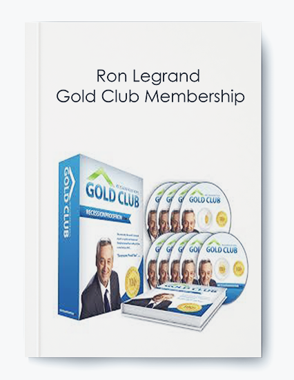 Gold Club Membership by Ron Legrand by https://koiforest.com/