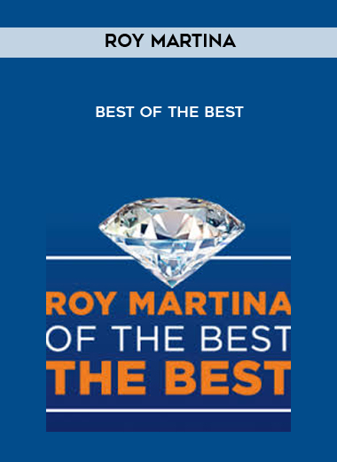 Roy Martina - Best of The Best by https://koiforest.com/