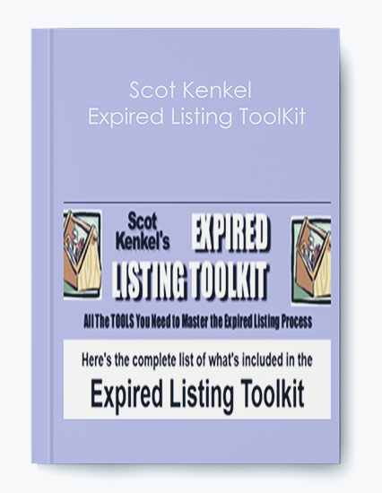 Expired Listing ToolKit by Scot Kenkel by https://koiforest.com/