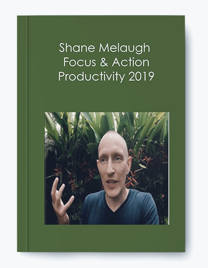 Focus & Action Productivity 2019 by Shane Melaugh by https://koiforest.com/