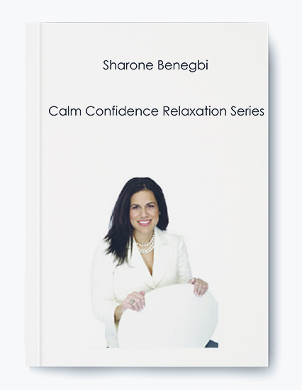 Sharone Benegbi – Calm Confidence Relaxation Series by https://koiforest.com/