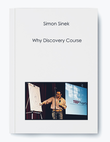 Why Discovery Course by Simon Sinek by https://koiforest.com/