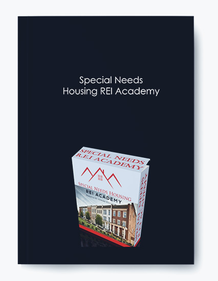 Special Needs Housing REI Academy by https://koiforest.com/