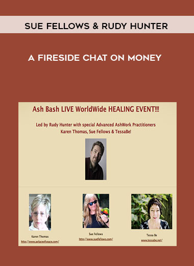 A Fireside Chat on Money by Sue Fellows and Rudy Hunter by https://koiforest.com/