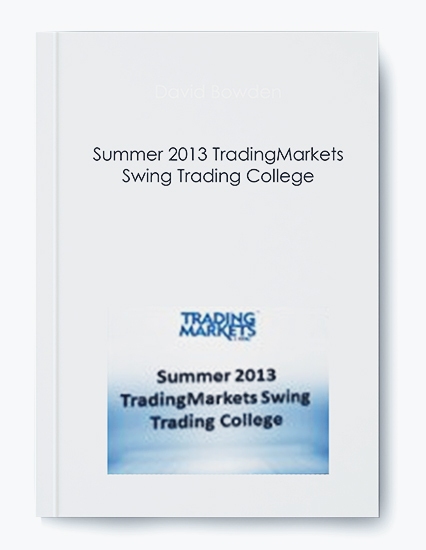 Summer 2013 TradingMarkets Swing Trading College by https://koiforest.com/