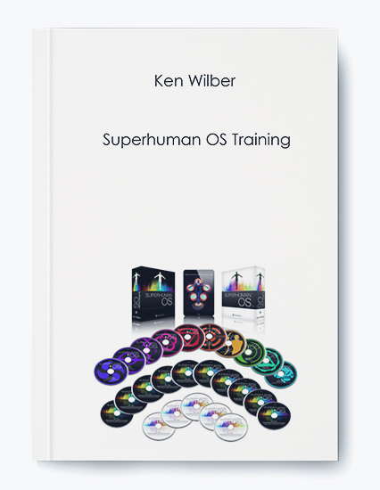 Superhuman OS Training  by Ken Wilber by https://koiforest.com/