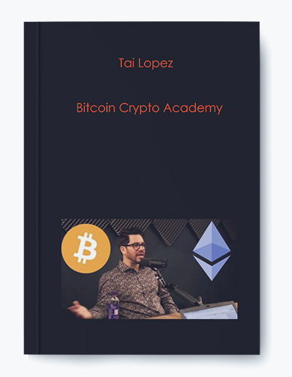 Bitcoin Crypto Academy by Tai Lopez by https://koiforest.com/