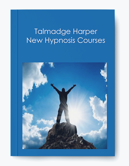 New Hypnosis Courses by Talmadge Harper by https://koiforest.com/