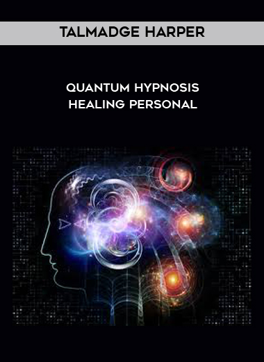Talmadge Harper - Quantum Hypnosis Healing Personal by https://koiforest.com/