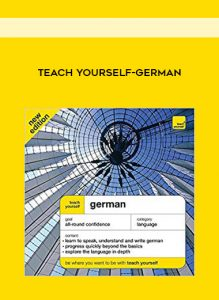 Teach Yourself-German by https://koiforest.com/