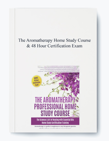 The Aromatherapy Home Study Course & 48 Hour Certification Exam by https://koiforest.com/