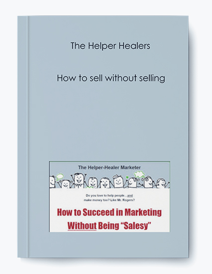 The Helper Healers – How to sell without selling by https://koiforest.com/