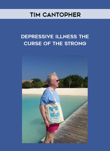 Tim Cantopher - Depressive Illness The Curse of The Strong by https://koiforest.com/