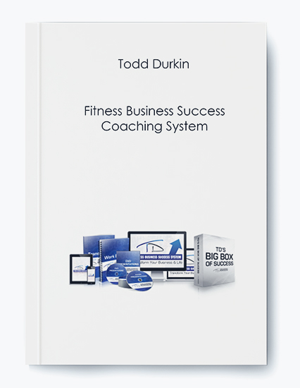 Fitness Business Success Coaching System by Todd Durkin by https://koiforest.com/