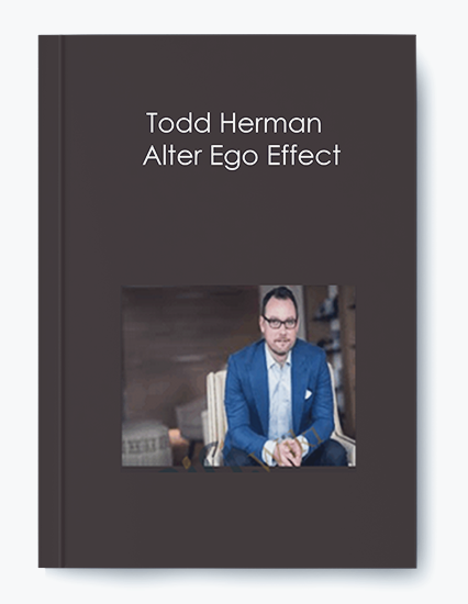 Todd Herman – Alter Ego Effect by https://koiforest.com/