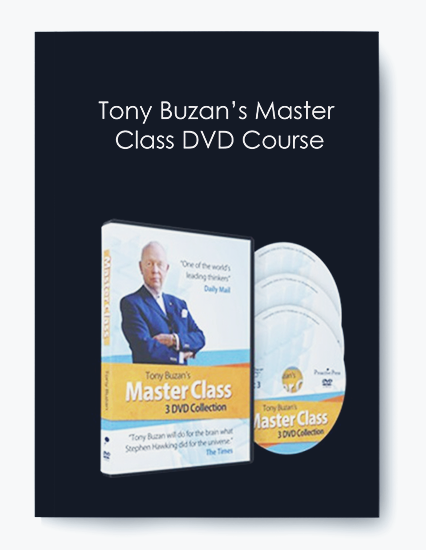 Tony Buzan's Master Class DVD Course by https://koiforest.com/