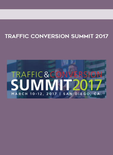 Traffic Conversion Summit 2017 by https://koiforest.com/