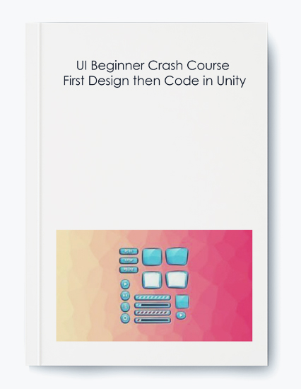 UI Beginner Crash Course First Design then Code in Unity by https://koiforest.com/