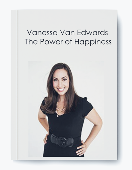 Vanessa Van Edwards – The Power of Happiness by https://koiforest.com/