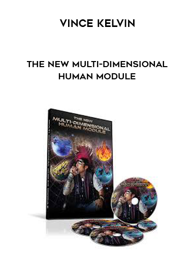 Vince Kelvin - The New Multi-Dimensional Human Module by https://koiforest.com/