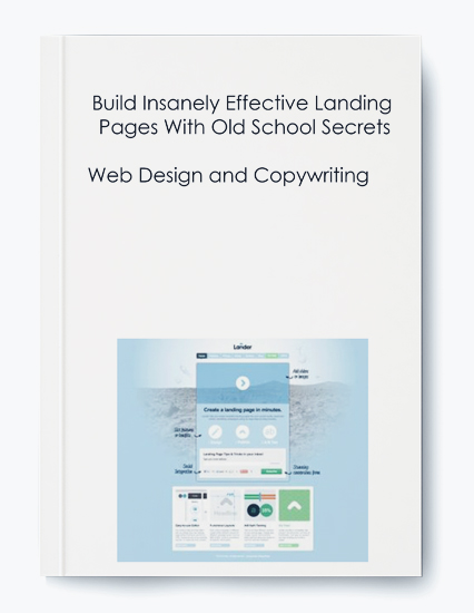 Web Design and Copywriting Build Insanely Effective Landing Pages With Old School Secrets by https://koiforest.com/