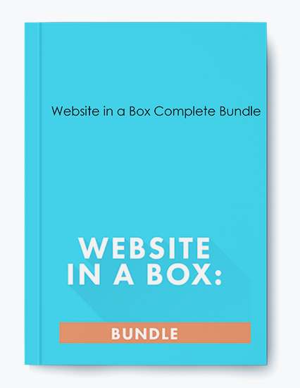 Website in a Box Complete Bundle by https://koiforest.com/