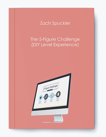 The 5-Figure Challenge (DIY Level Experience) by Zach Spuckler by https://koiforest.com/