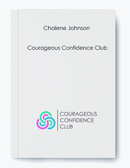 Courageous Confidence Club by Chalene Johnson by https://koiforest.com/