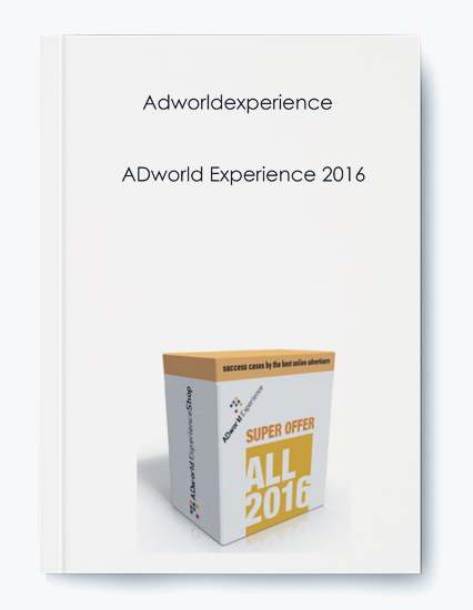 ADworld Experience 2016 by https://koiforest.com/
