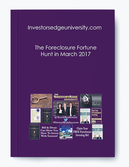 Investorsedgeuniversity.com – The Foreclosure Fortune Hunt in March 2017 by https://koiforest.com/
