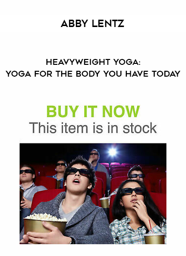Abby Lentz - Heavyweight Yoga: Yoga for the Body You Have Today by https://koiforest.com/