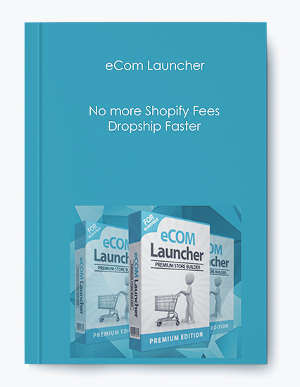 eCom Launcher – No more Shopify Fees – Dropship Faster by https://koiforest.com/