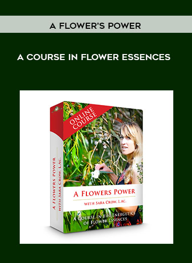 A Flower's Power: A Course In Flower Essences by https://koiforest.com/