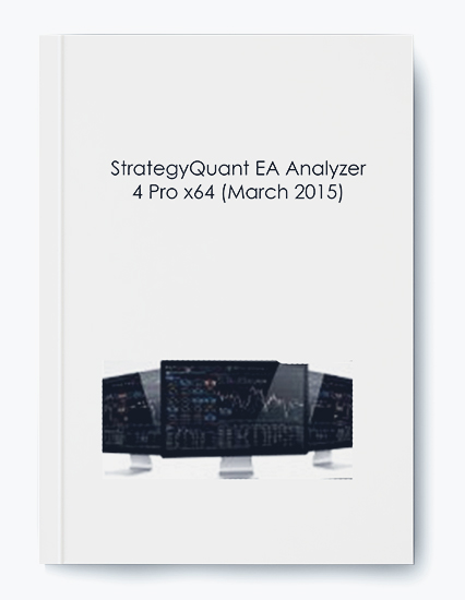 StrategyQuant EA Analyzer 4 Pro x64 (March 2015) by https://koiforest.com/