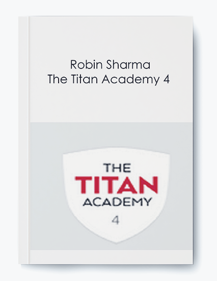 The Titan Academy 4 by Robin Sharma by https://koiforest.com/
