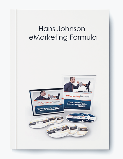 eMarketing Formula by Hans Johnson by https://koiforest.com/