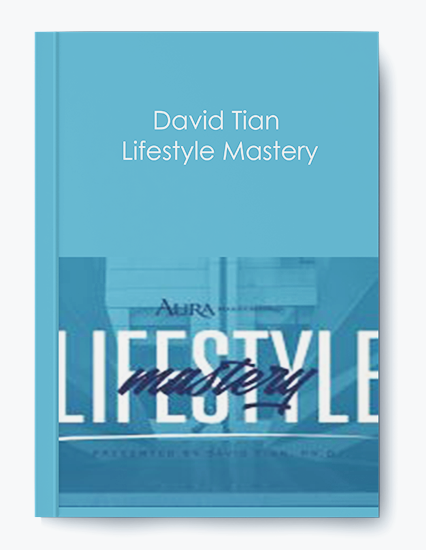 Lifestyle Mastery by David Tian by https://koiforest.com/
