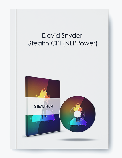 Stealth CPI (NLPPower) by David Snyder by https://koiforest.com/