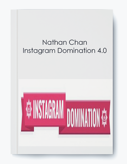 Instagram Domination 4.0 by Nathan Chan by https://koiforest.com/