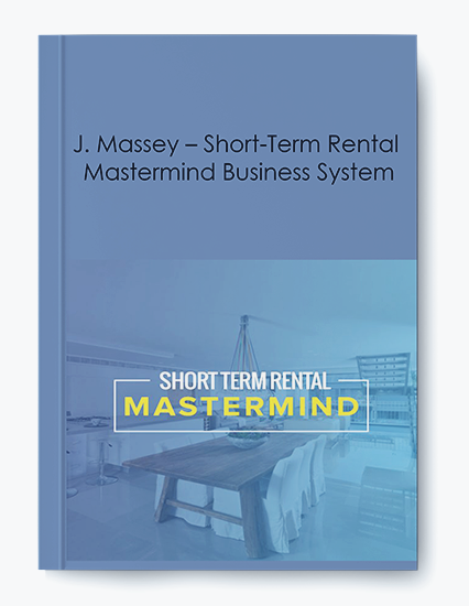 Short-Term Rental Mastermind Business System by J. Massey by https://koiforest.com/