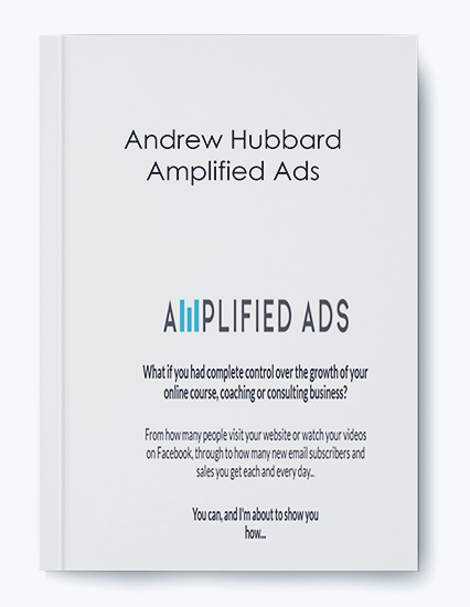 Andrew Hubbard – Amplified Ads by https://koiforest.com/