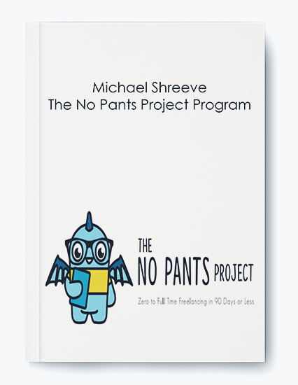 The No Pants Project Program by Michael Shreeve by https://koiforest.com/