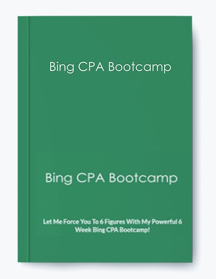 Bing CPA Bootcamp by https://koiforest.com/