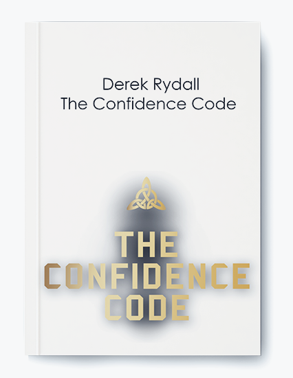 The Confidence Code by Derek Rydall by https://koiforest.com/