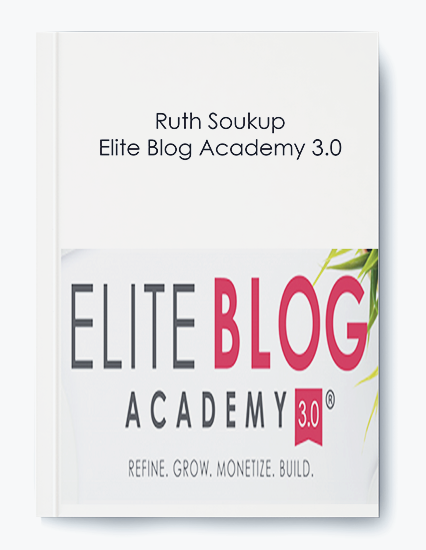 Ruth Soukup – Elite Blog Academy 3.0 by https://koiforest.com/