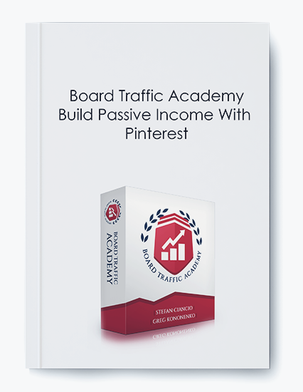 Board Traffic Academy - Build Passive Income With Pinterest by https://koiforest.com/