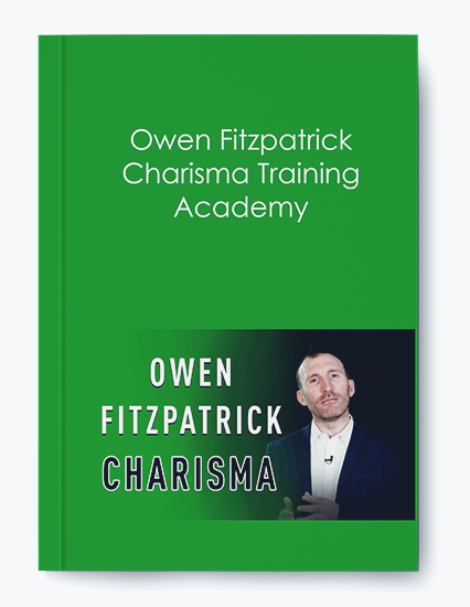 Charisma Training Academy by Owen Fitzpatrick by https://koiforest.com/